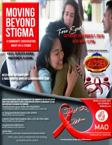 Beyond Stigma WAD Conversation