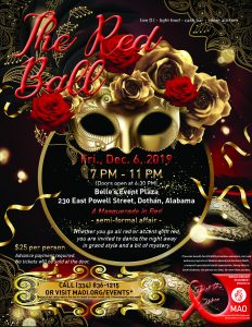 The Red Ball 2019